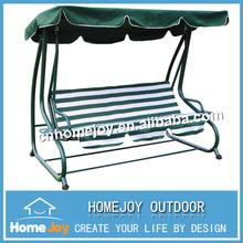 Durable garden cast iron swing, outdoor iron swing, unique garden swings with canopy