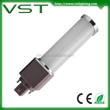 Traditional 18W CFL PL Light replacement 8W G24 LED