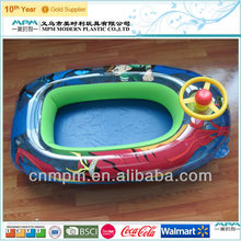 Inflatable Water Boat for Kids