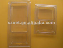 Tray Type and Blister Process Type plastic vacuum forming clamshell