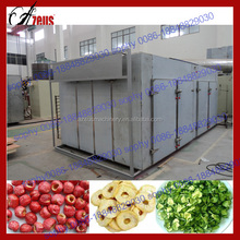 Solar energy 2 trolley vegetable dryer machine 0086-13303759323