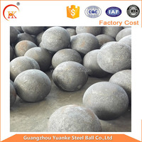 hight quality and low price forged grinding steel ball make in factory