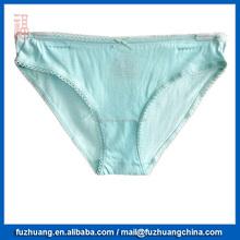 Comfortable Lake Blue Women Brief Panties 015