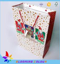2015 alibaba china custom luxury wine carrier bag,paper bag for wine,paper wine bag