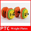 rectangular weight plates/crossfit weight equipment from 5kgs-25kgs in weight lifting