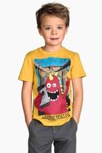 Custom design children print t shirts