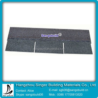 Cheap Gray 3-tab Asphalt Roofing Shingle Price