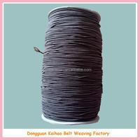 Round elastic cord 1mm