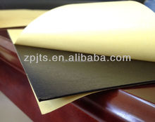 pvc for binding photo album adhesive, pvc( white black)