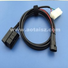 High quality OBDii cable obd diagnostic cable obdii