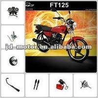 motos parts for Italika FT125