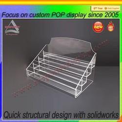 New product clear acrylic counter nali polish