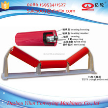 Carrier Trough Roller for Belt Conveyor China Machine Manufacturers