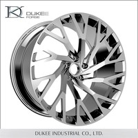 Chinese supplier forged competitive price alu car wheel