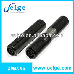 Huge vapor Sigelei zmax v5 telescopic e-cigarette can adjust Voltage and power