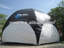Spider tent inflatable