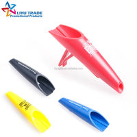 Custom Plastic Easy-carry Small Pen Clips for Promotion