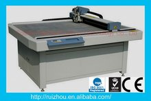 CNC Oscillating Knife Cutting Table for Short-run Production of Gasket