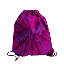 Hot Sell Drawstring Shoe Bag,Running School Bag