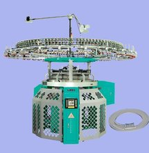 Two Size In One Single Jersey Circular Knitting Machine