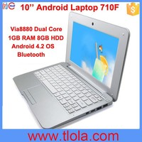 2015 Popular Fashion Netbook With Bluetooth Touchscreen 710F