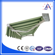 H Type Silver Anodized Machinery Extrusion Aluminum for Awning