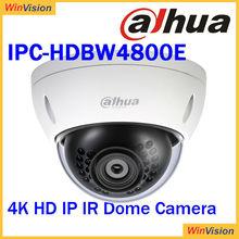 Dahua 4K Ultra HD Network IR Mini Dome Camera IPC-HDBW4800E