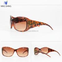 2012 New Model Sunglasses Cheap Plastic Star Fashion Sunglass