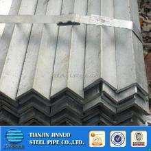 black & galvanized steel angle / L profile / angle iron