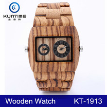2015 Luxury Wooden Watches for Men Custom Bamboo Watch