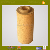 SK-34 refractory fire resistant fire clay sleeve brick
