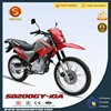 200cc Classic Hot Sale with Red Color Professional Clearance Off-road Bike SD200GY-10A