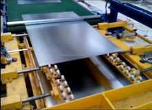 Sheet Use Cut to Length Machine