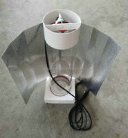 air cooled tube reflector
