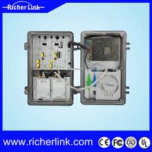 Intellon 7410 solution EOC master+ fiber ONU in one casing