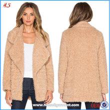 Most Popular Hot Sale Fashion Women Furry Coat Model High Quality MInk Fur Coat