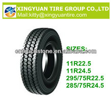 HILO and ANNAITE TBR radial 11R22.5 11R24.5 295/75R22.5 285/75R24.5 truck tire manufacturer tyres for trucks and buses