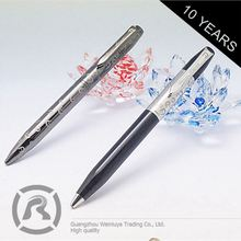Small Order Accept Quick Lead Stylish Design Metal Rolling Ball Pen