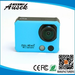 Wifi 1080p action camera support Snap shot & Burst shot & Slow motion & FPV