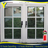 Hot products Aluminium Profile casement window with double glazing glass aluminium windows in China from YY Factory