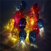 color ball string light fairy christmas