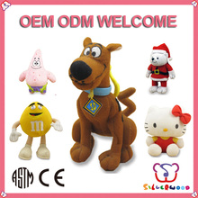 Familiar in oem odm factory supply new fashion mickey mouse stuffed animal