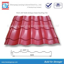 Good price RAL color corrugated metal roofing sheet
