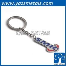professional oem/odm metal name keychain