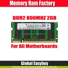 Goods best sellers 128mbx8 cheap ddr2 2gb ram in malaysia