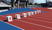 outdoor athletic floor volleyball court floor