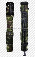 OEM Customized Durable Cloth Golf Gun Club Carrying Bag Canvas Shoulder Bag
