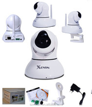 2015 Newest!!! HD 720P 2.0MP WIFI IR Indoor Pan Tilt ip camera cctv with P2P, ONVIF, Supporting 64GB TF Card