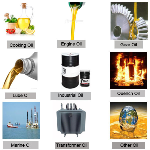 10 mt capacity more than 85 oil yield used engine oil for Used motor oil recycling equipment