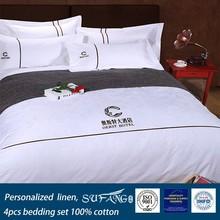 Personalized Linen, 4PCS bedding set 100% cotton